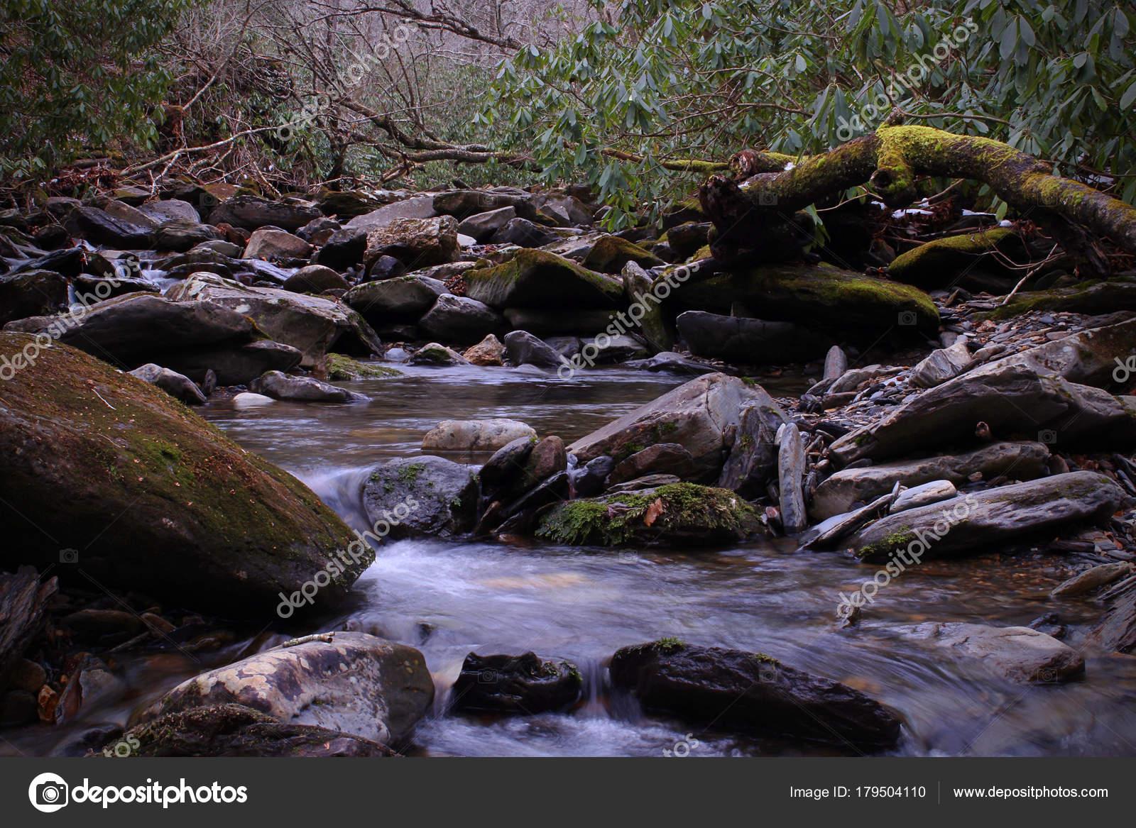 naturescape macro shutter slow river speed