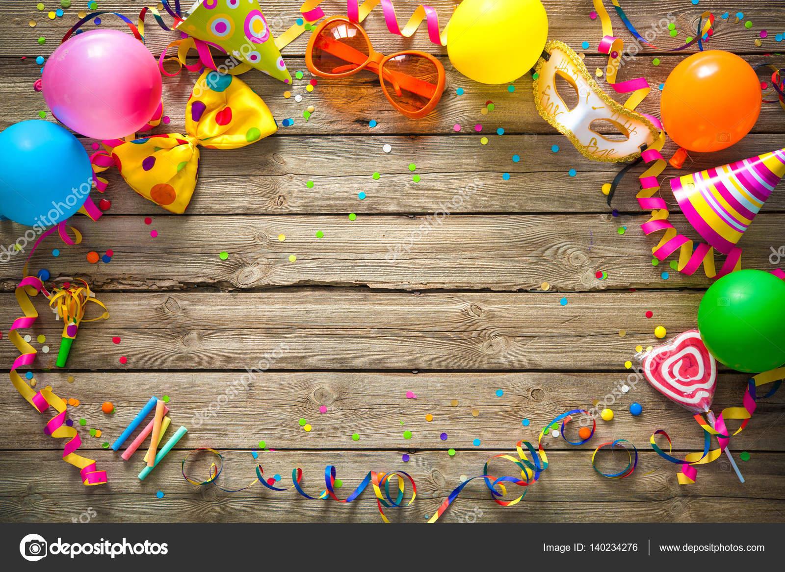 Colores De Fondo Cumpleaños O