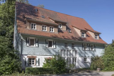 traditional house, Betzweiler, Black Forest, Germany