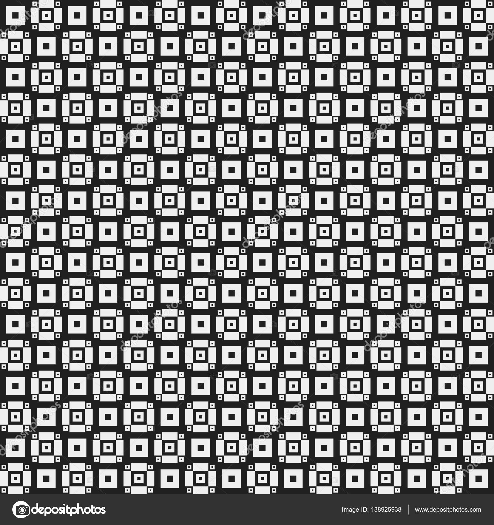 simple pixelated pattern with monochrome geometric shapes useful