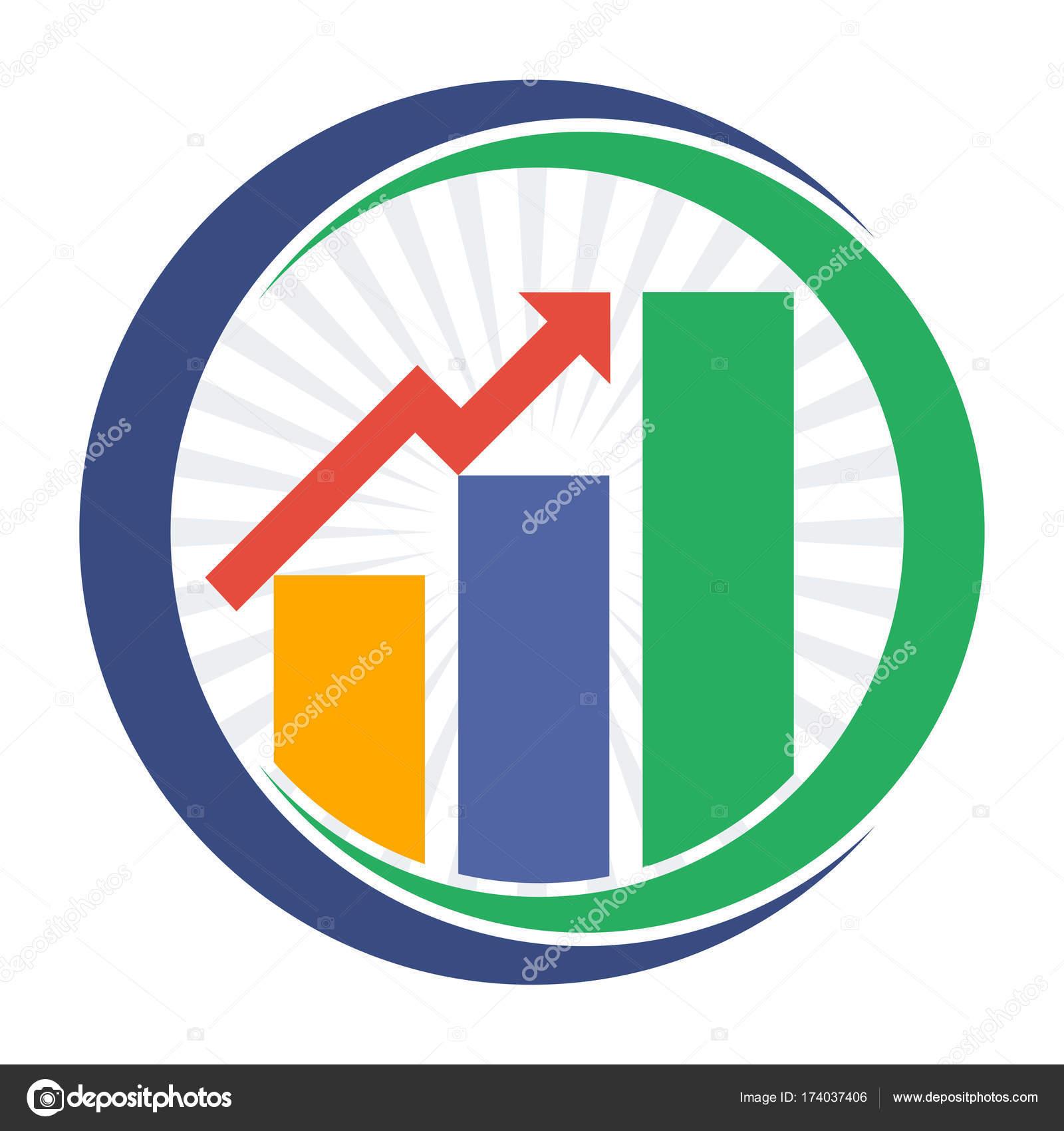 147167723b0cb Icône du logo pour la consultation de gestion d'entreprise– illustration de  stock