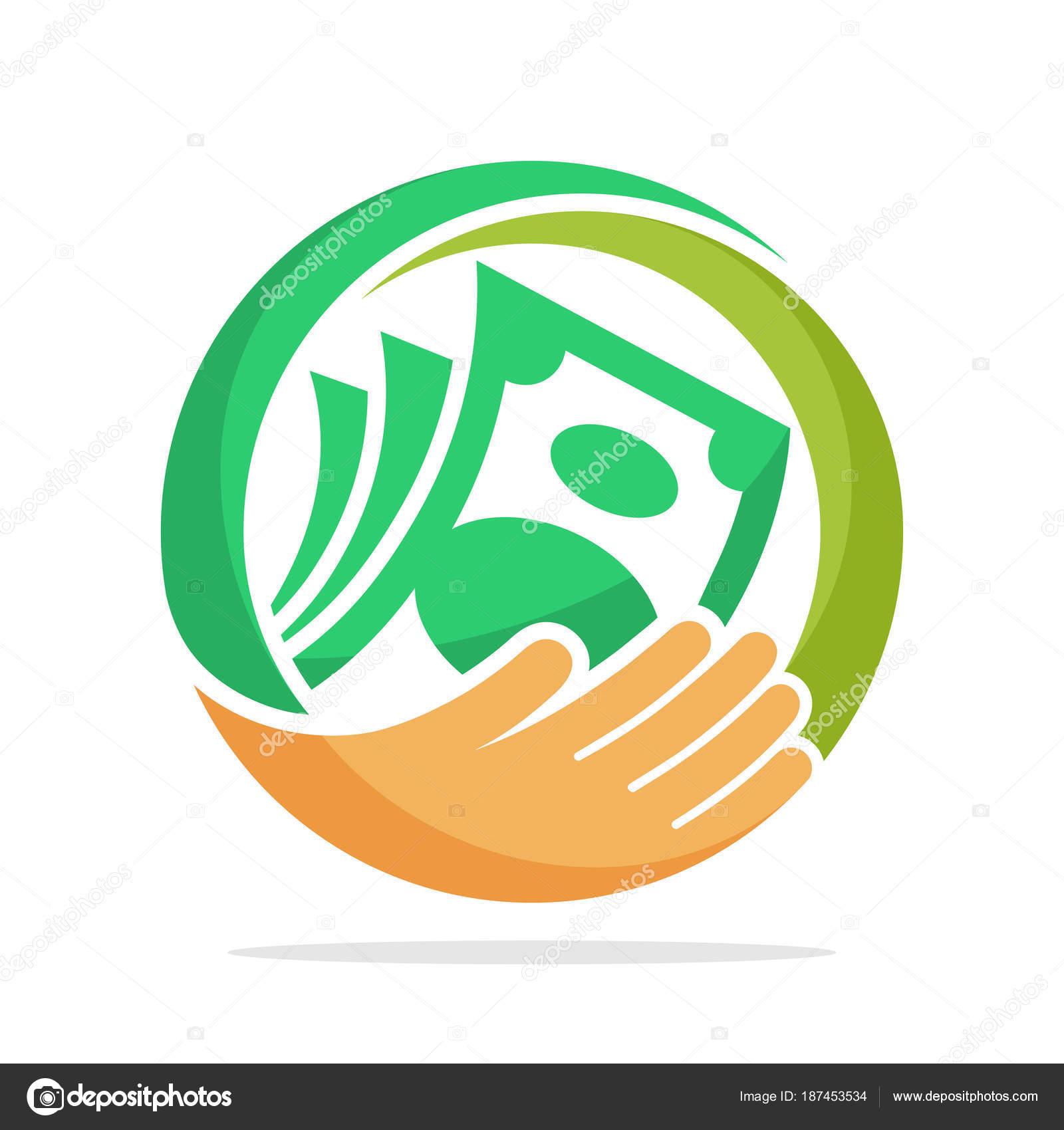 Icon: money logo | Icon Logo Fundraising Business Loan ...