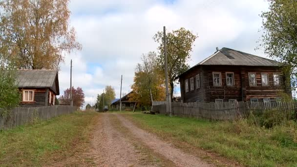 Nyáron orosz vidéki élet
