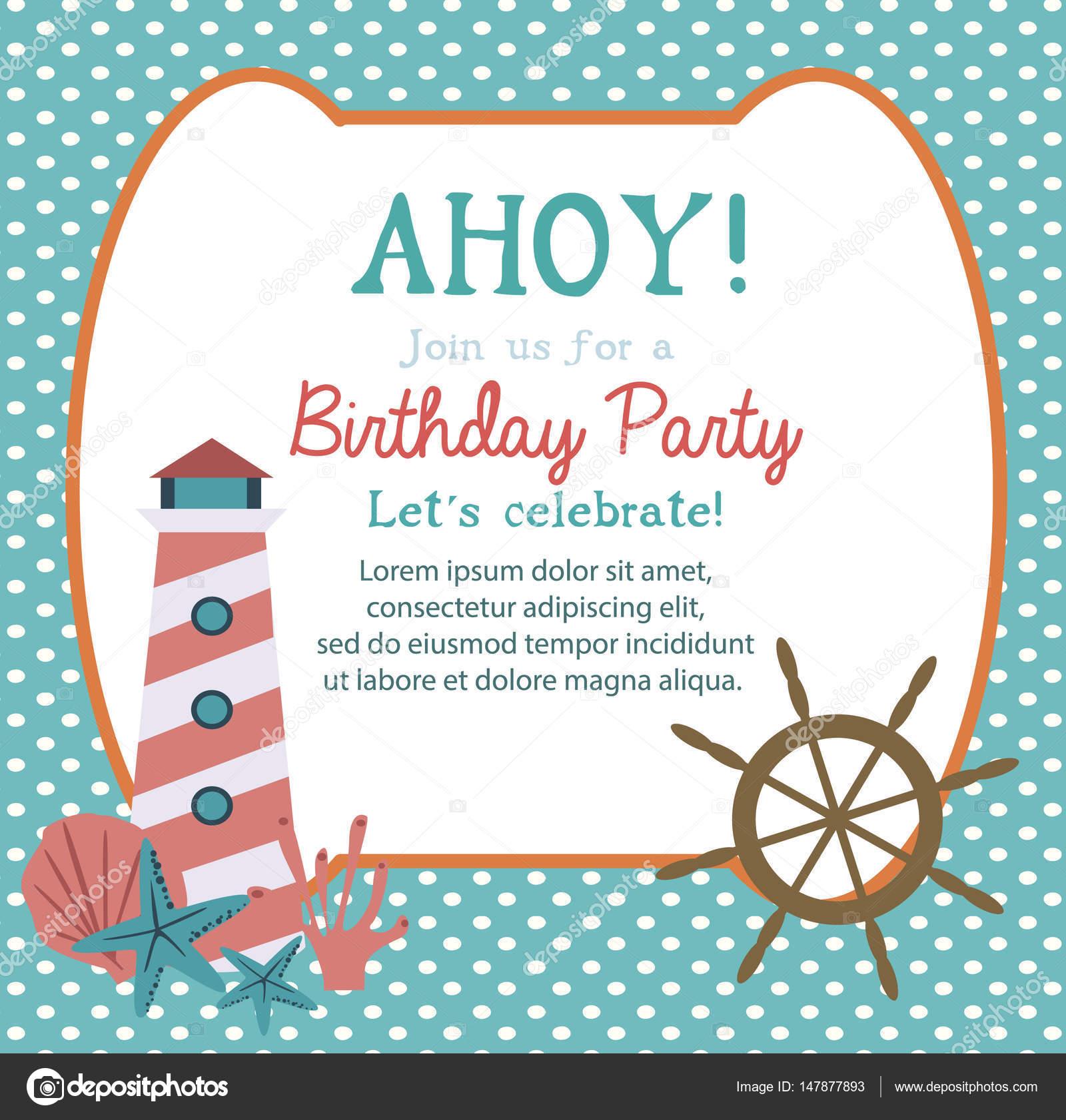 Invitacion Digital Para Cumpleaños Feliz Cumpleaños