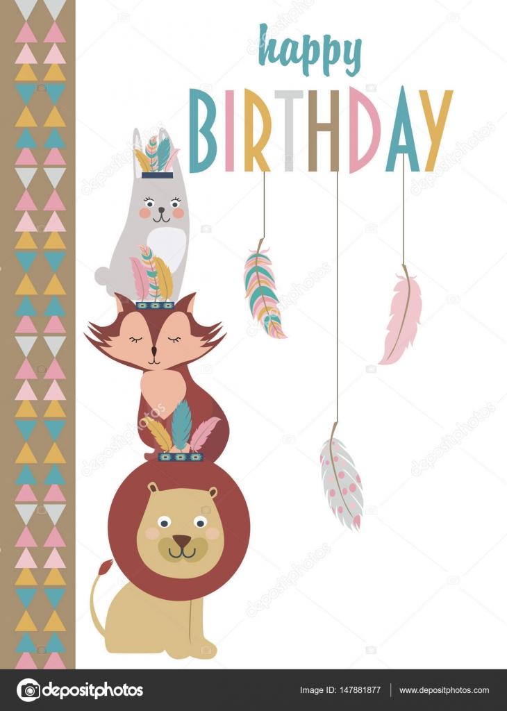 Dibujos Tarjetas Animadas Para Invitar A Cumpleaños