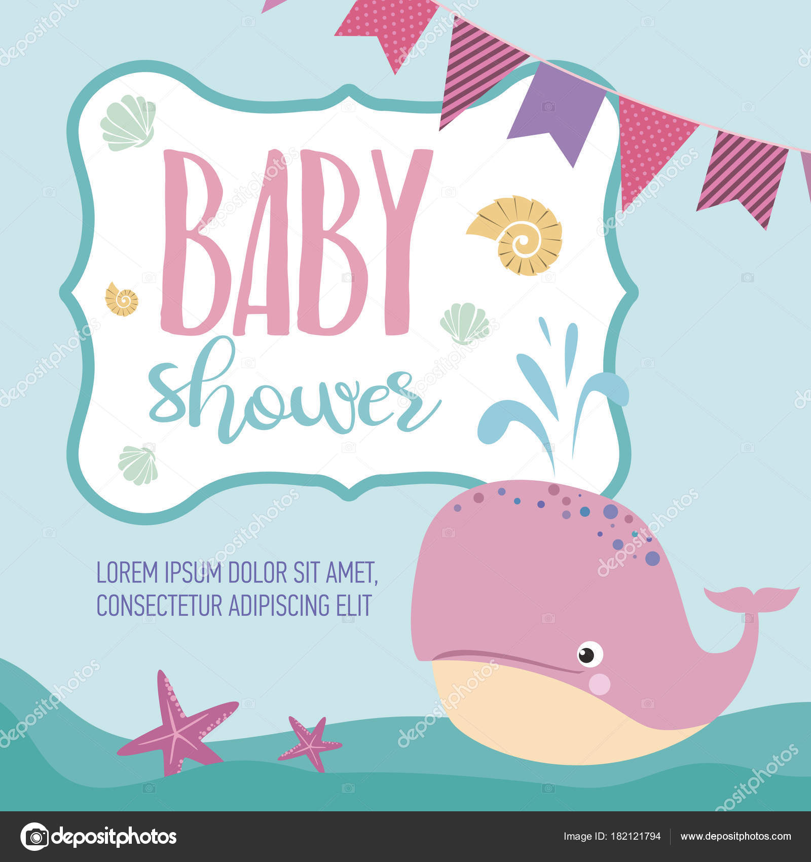Imágenes Invitacion De Baby Shower Para Editar Tarjeta