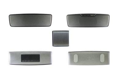 Wireless speaker isolated