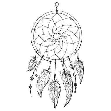 Native american india Dreamcatcher
