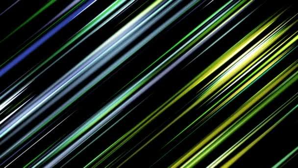 diagonální pruhy. zelené a modré tóny. Bezešvá smyčka