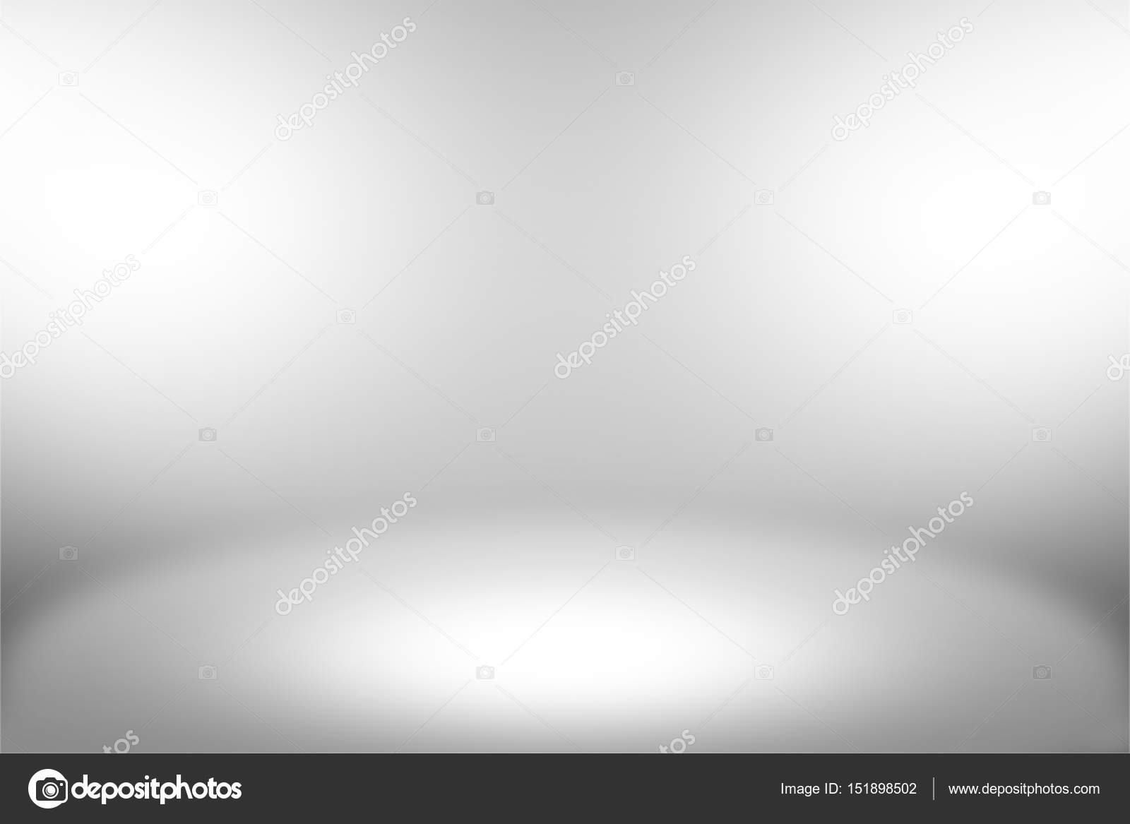 Product Showscase Spotlight Background White Clear