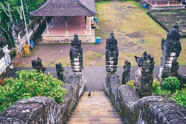 Hindu temple Lempuyang in Bali