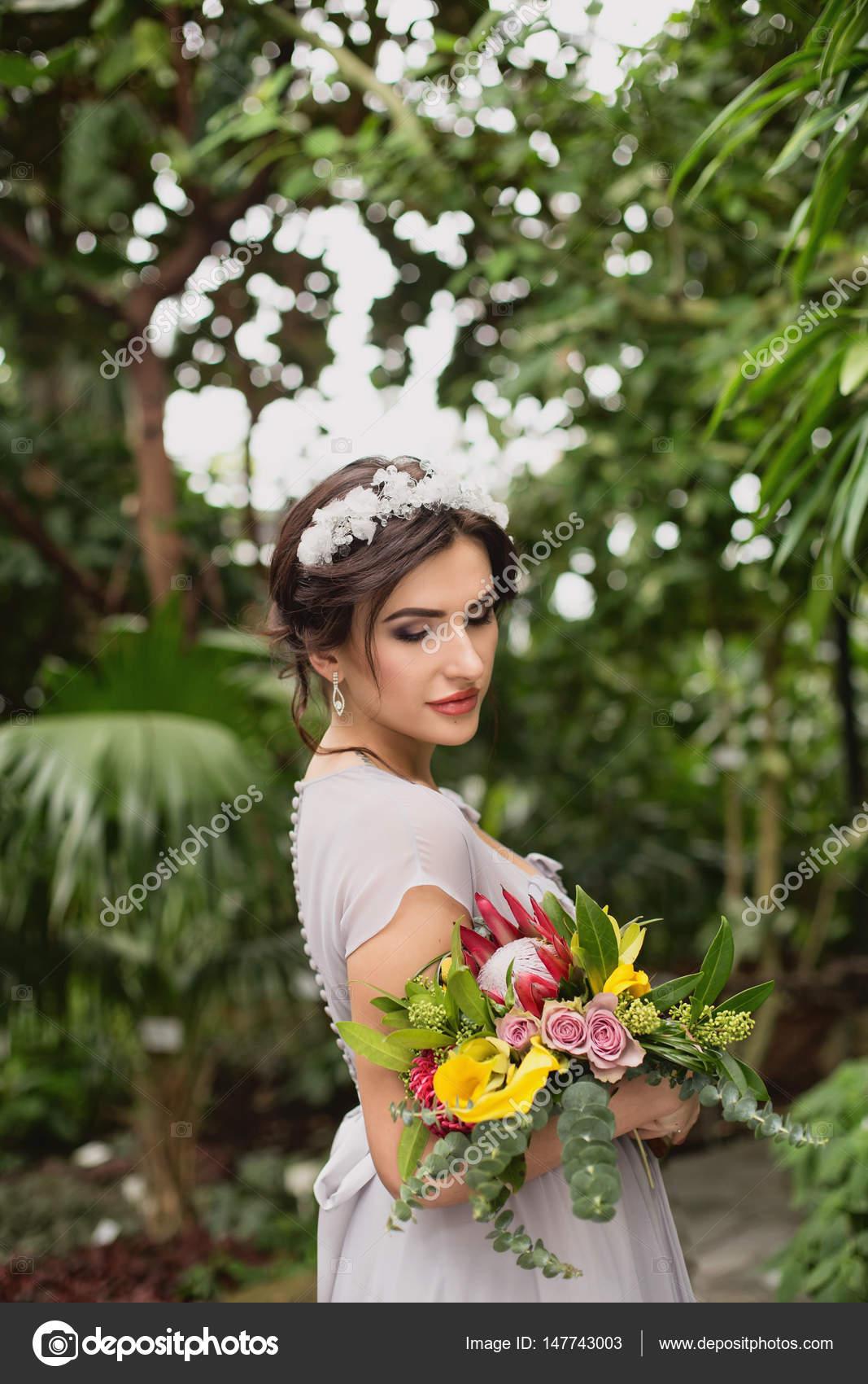 Schöne tropische Hochzeit — Stockfoto © alexander.margo.photo #147743003