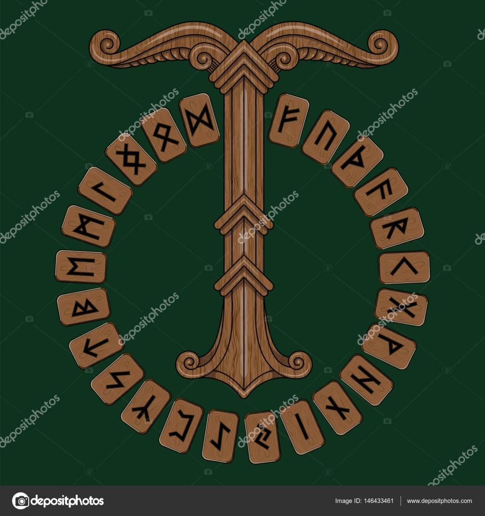 Irminsul yggdrasil sacred tree or the tree trunk saxons sacred tree or the tree trunk saxons dedicated to the god buycottarizona