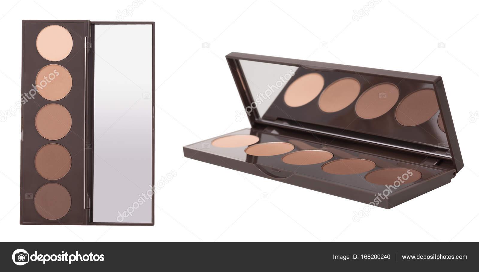 Spiegel Make Up : Make up spiegel puder lidschatten u stockfoto miho
