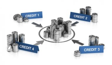 Credit or Loan Consolidation, Debt Relief