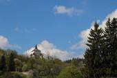 Fotografie nový hrad v Banské Štiavnice, Slovensko
