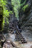 Photo Slovak Paradise National park, Slovakia