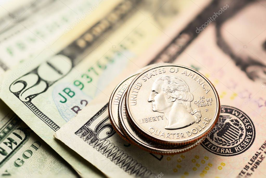 Us Dollars And Cents Stock P O