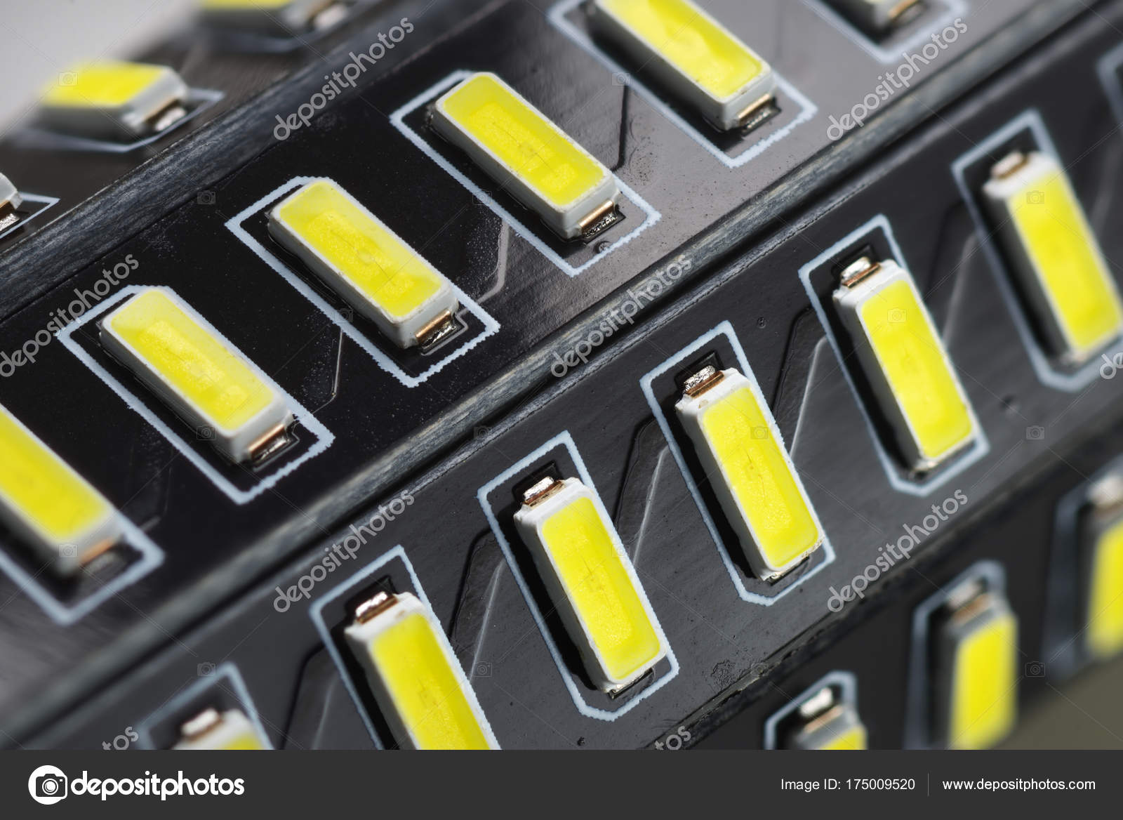 Verlichting Led macro — Stockfoto © Ha4ipiri #175009520