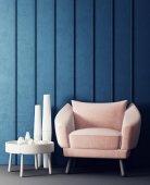 interiér moderní obývací pokoj