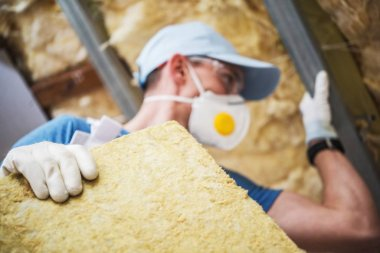 Mineral Rock Wool Insulating