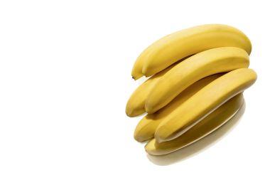 Fresh ripe bananas