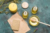 Photo Ingredients for homemade cosmetics