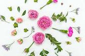 Fényképek gyönyörű rózsaszín rózsa