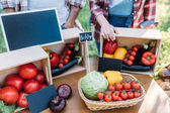 gazdák zöldségek