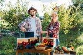 zemědělci prodávat zeleninu