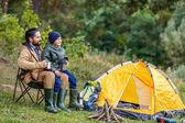 Fotografie camping