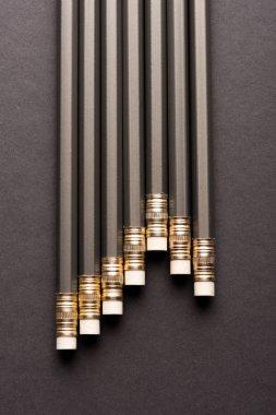 New lead pencils