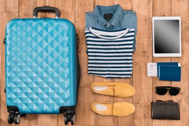 Ready for travel concept