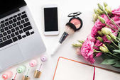 Digital devices and cosmetics