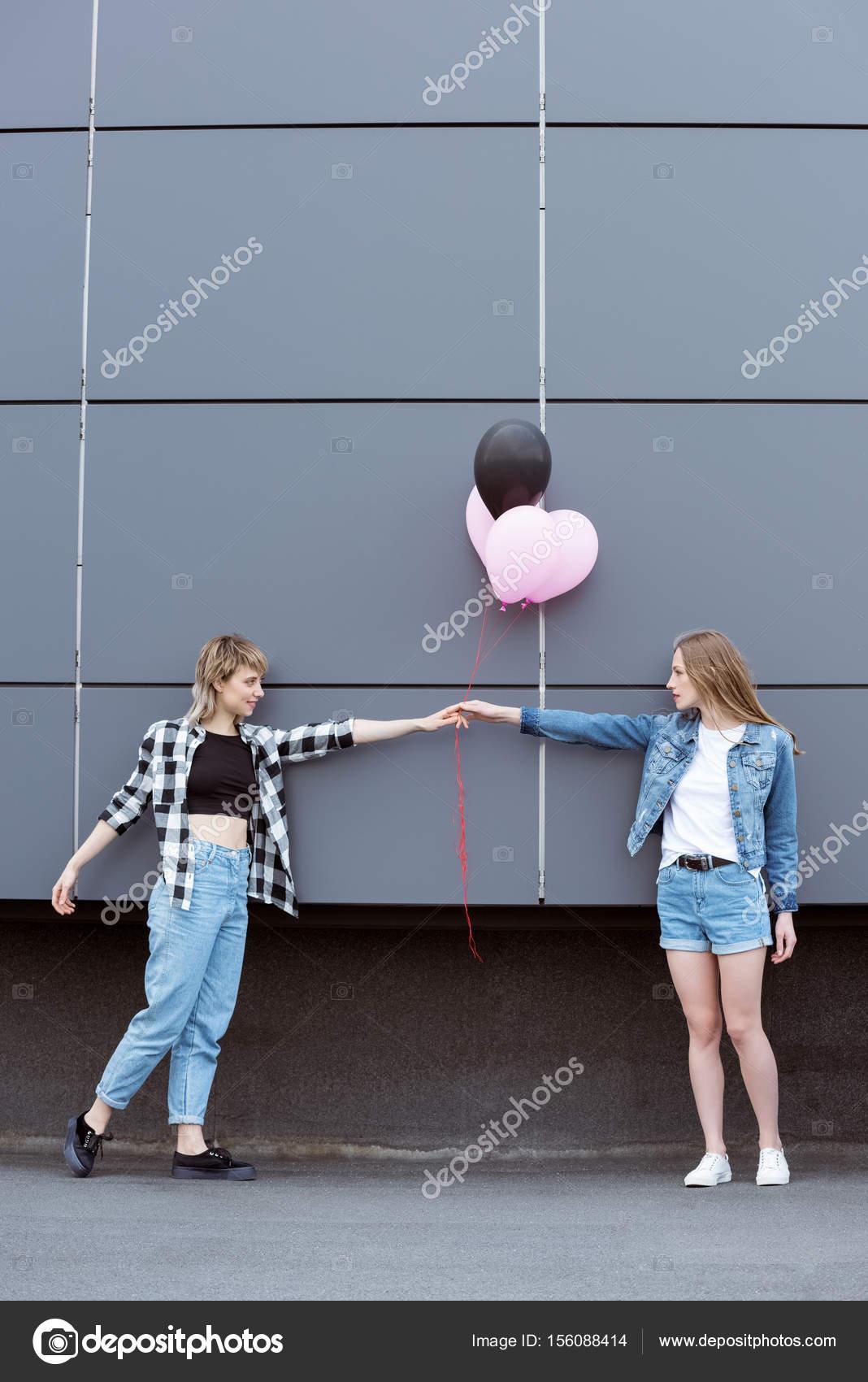 lesbische bandjes