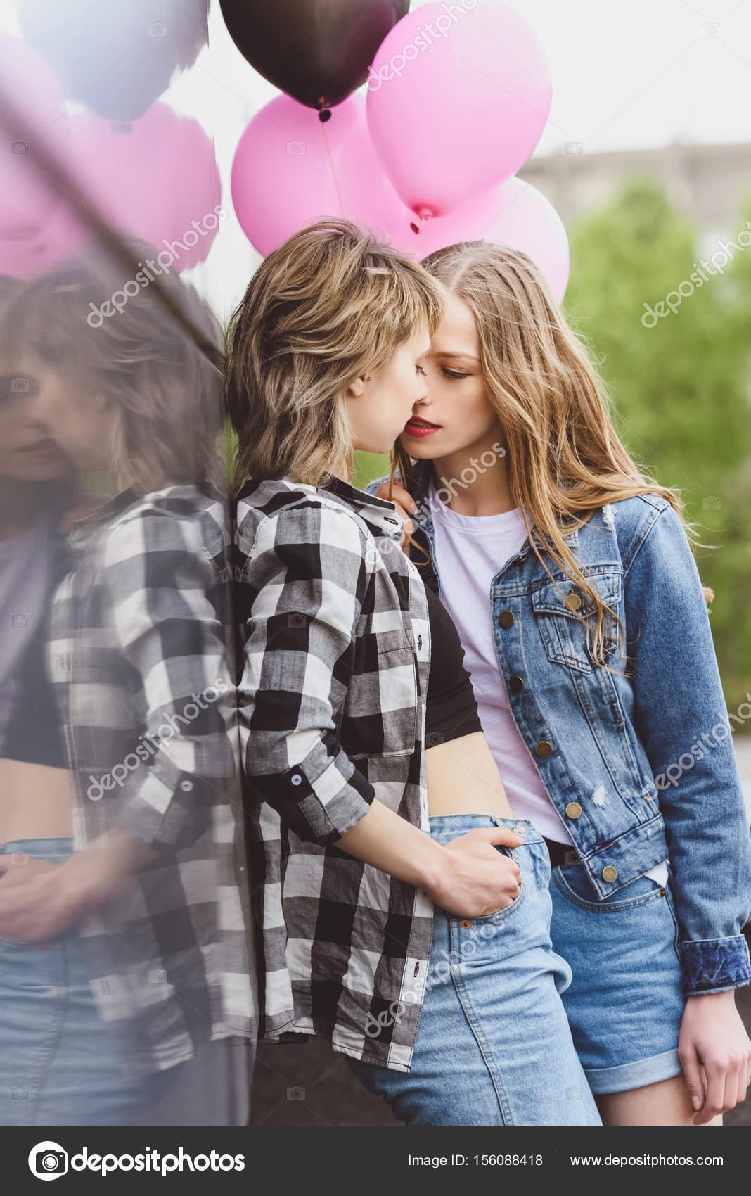 Lesbische Teenager