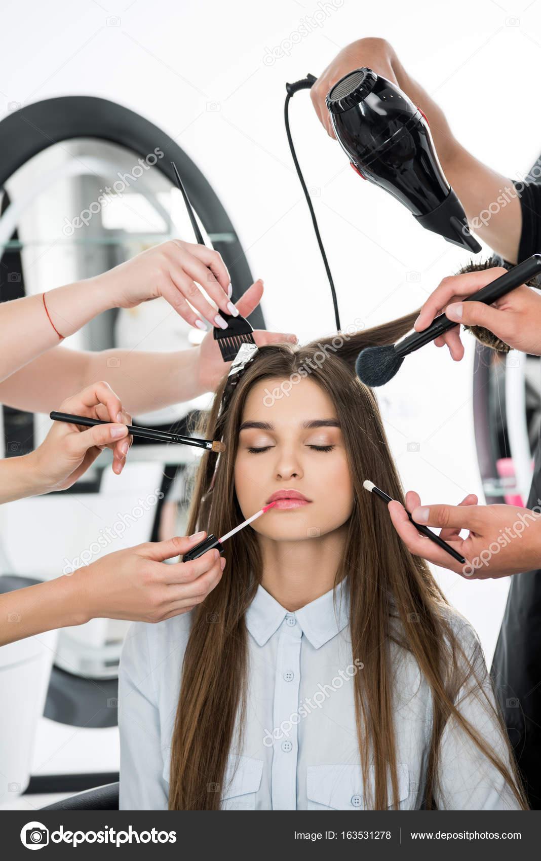 Фотоальбом парикмахера работа в новосибирске личный водитель для девушки