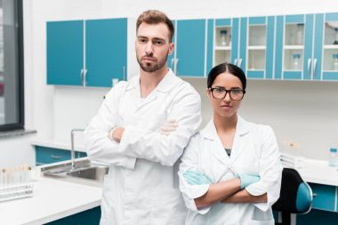 Professional young scientists
