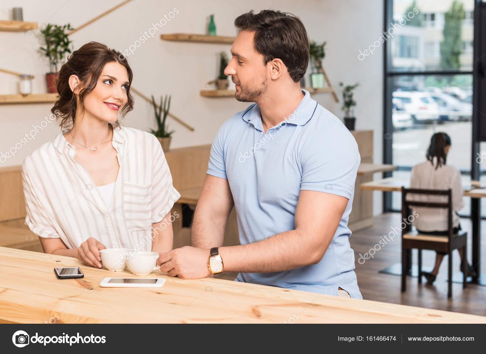καφέ dating