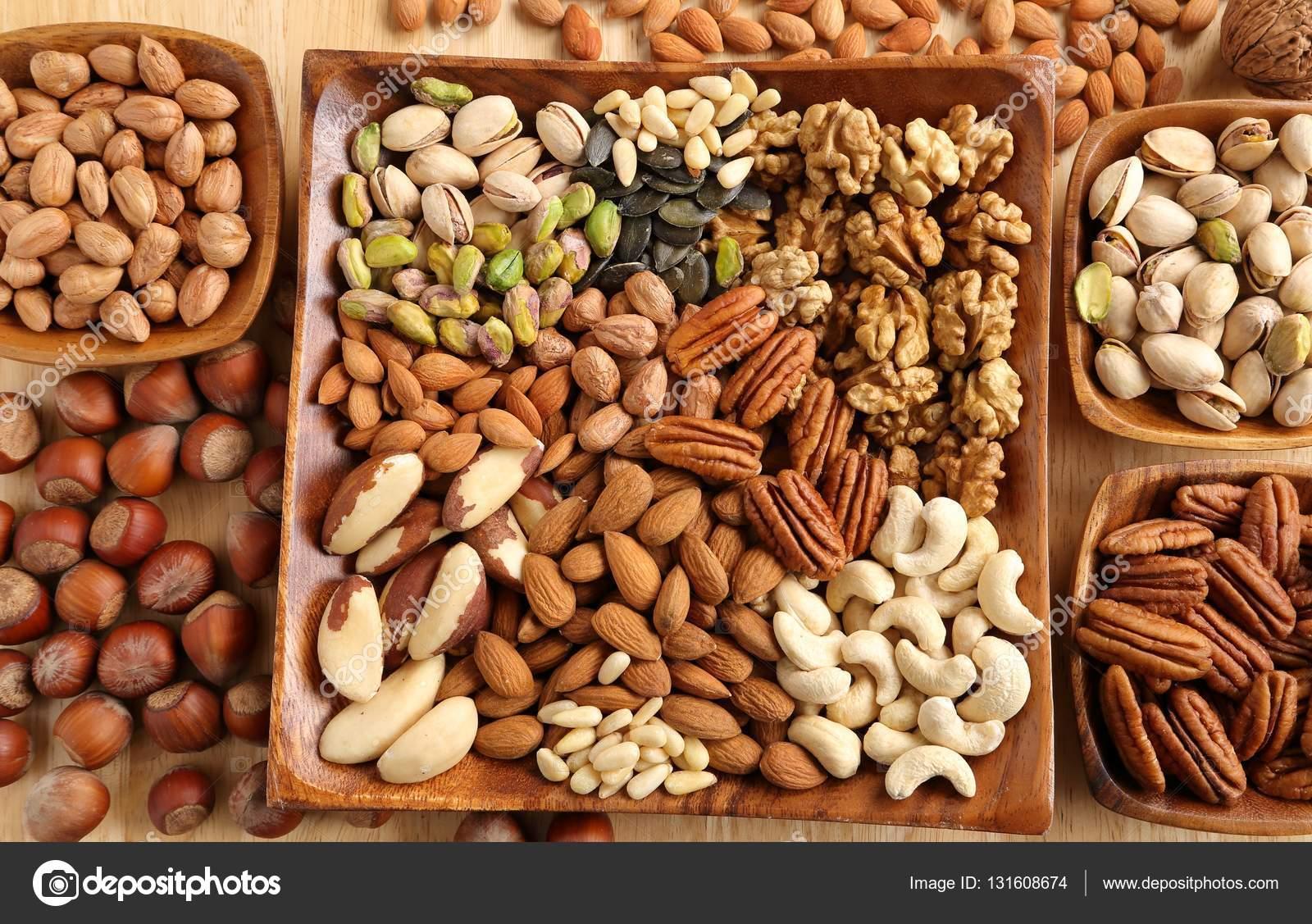 Resultado de imagen para variedades de frutos secos