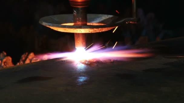 průmyslu práce Svářecí stroj