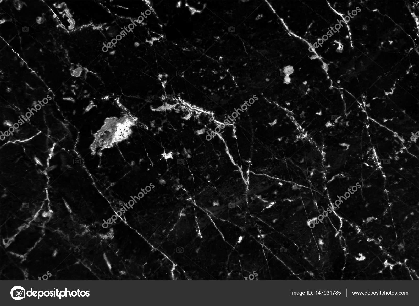 Fond de texture motifs marbre noir galaxie, détaillée marbre ...