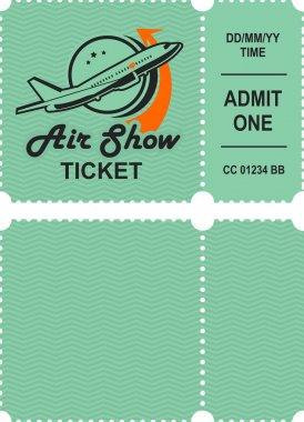 Aero show ticket
