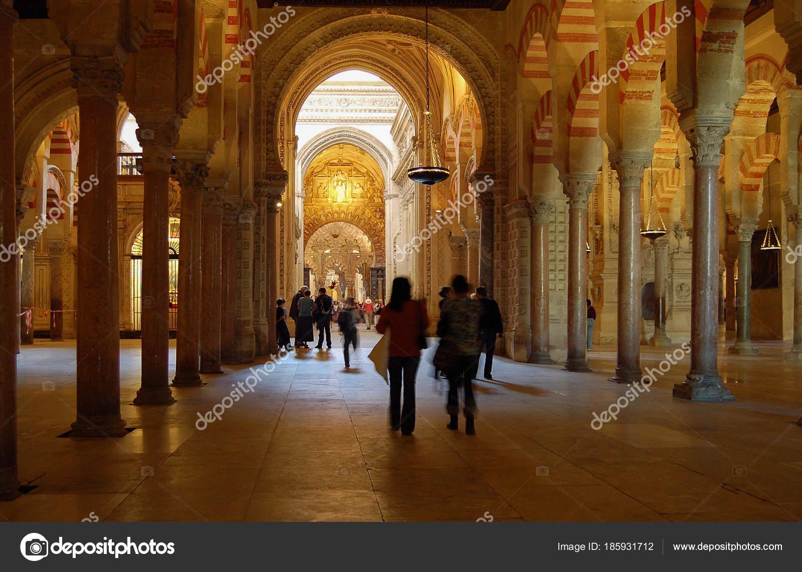 mosque cathedral cordoba stock editorial photo lkonya optusnet