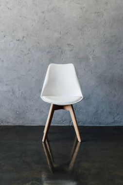 Modern white chair
