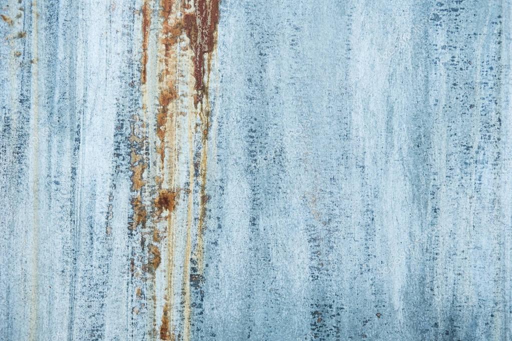 close-up shot of rusty metal texture