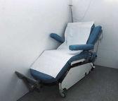 Orvosi felszerelések. Kerekes szék kórházban