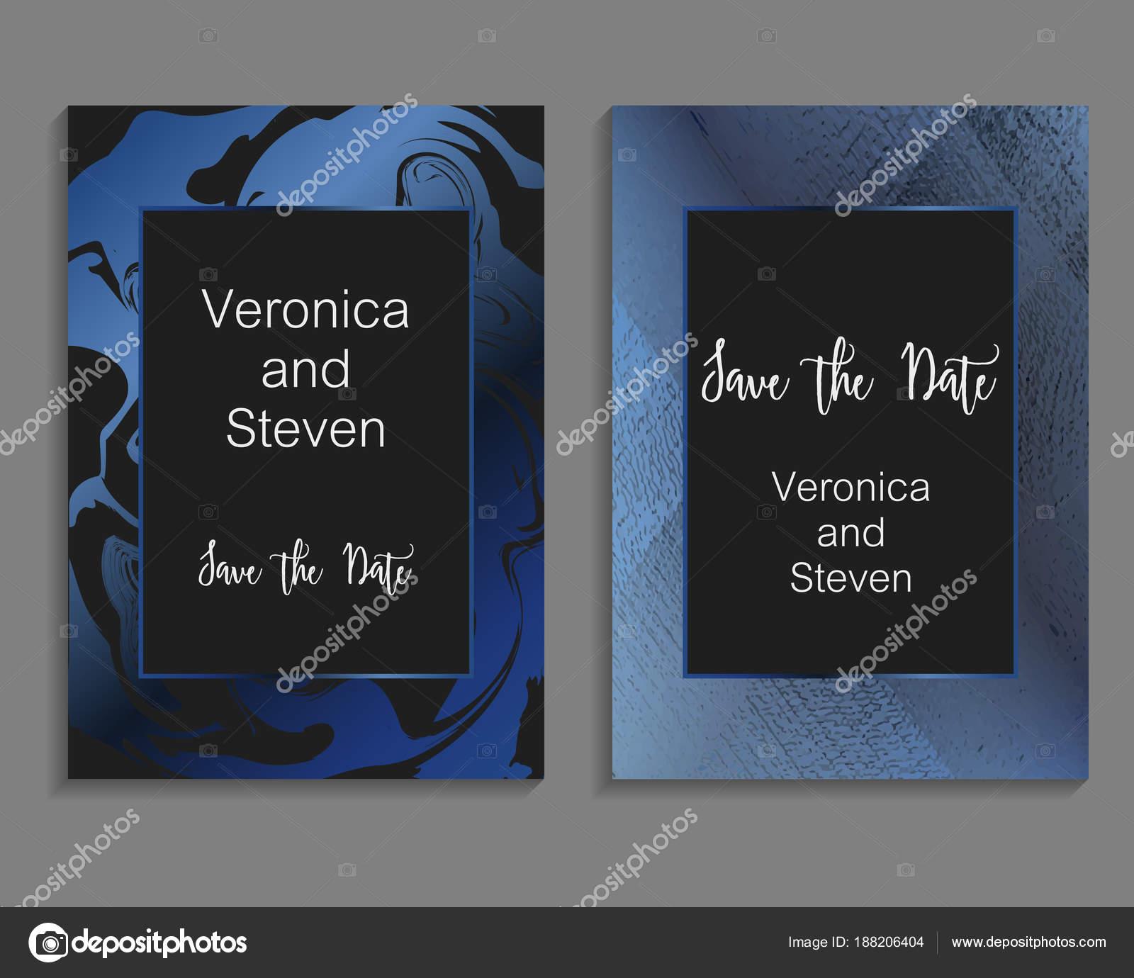 Reihe Von Luxus Cover Vorlagen Vektor Cover Design Für Die