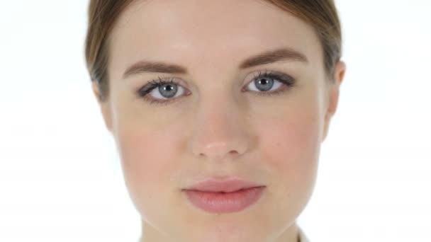 súlyos nő arca