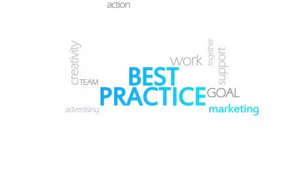 Best Practice, Animated Typography